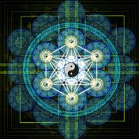 Sacred Geometry 2 by ArtOfWarStudios