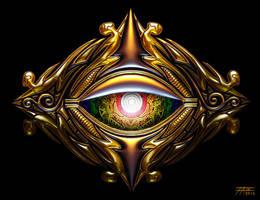 Eye of the beholder by ArtOfWarStudios
