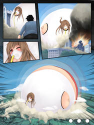 Taiga's Inflation - Page 3 [Commission] by TricKartist