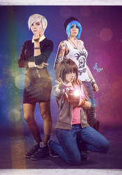 Max (Life is strange) by ezysummers