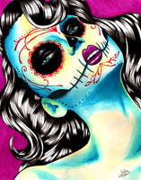Viva Los Muertos by misscarissarose