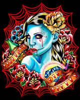 Live Fast Die Pretty by misscarissarose