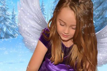 Allyson Scene from Frozen by slkendall