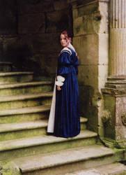 a medieval dress by Teasle-Tamaska