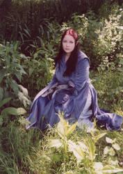 Arwen's Chase Dress by Teasle-Tamaska