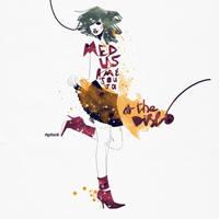 XXI. Medusa at the Disco by noMirar