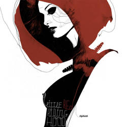 XXXII. Little Red Riding Hood by noMirar