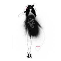 XXXIII. Striptease by noMirar