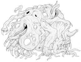 Mortasheen - Chimerisect by scythemantis