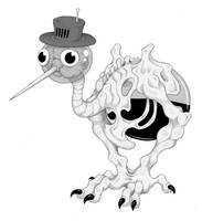 Mortasheen - Hemogobble by scythemantis