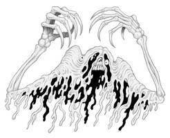 Mortasheen - Ectasm by scythemantis