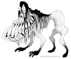 MORTASHEEN - Snile by scythemantis