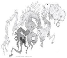 Mortasheen - Abnortis by scythemantis