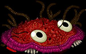 Mortasheen - colored Scabberant by scythemantis