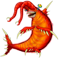 Mortasheen - Monstrougeist by scythemantis