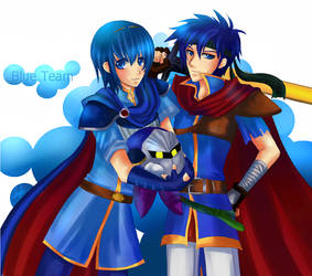Brawl: Blue Team by kaiser-mony
