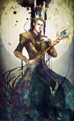 Loki by kaiser-mony