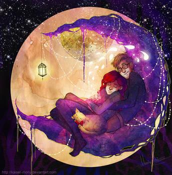 Sweet Dreams My Love by kaiser-mony