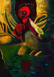 The Seeker by Umbra-Avis