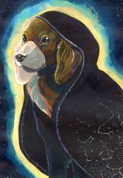 Pet Portrait Commission (Please Zoom) by Umbra-Avis