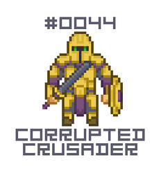 S-A-R-C Design: Corrupted crusader by S-A-R-C
