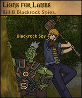 Level 2: Blackrock And Roll by S-A-R-C