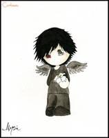 +Lumikuu+ Corbeau by RockGirl1582