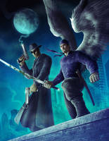 Demon Hunters by JasonEngle
