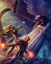 Blood War by JasonEngle