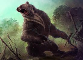 Ulvenwald Bear by JasonEngle