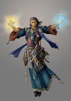 Mystic Theurge by JasonEngle