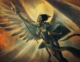 Angelus of Hope by JasonEngle