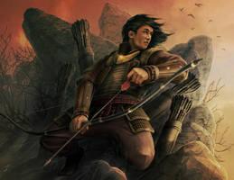 Lion Clan Sniper by JasonEngle