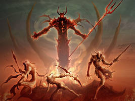 Abbysal Overlord by JasonEngle