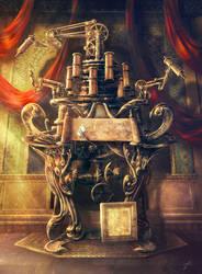 Scroll Rack by JasonEngle