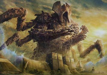 Lord of Extinction by JasonEngle