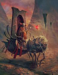 The Traveller by JasonEngle