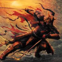 Forsaken Samurai by JasonEngle