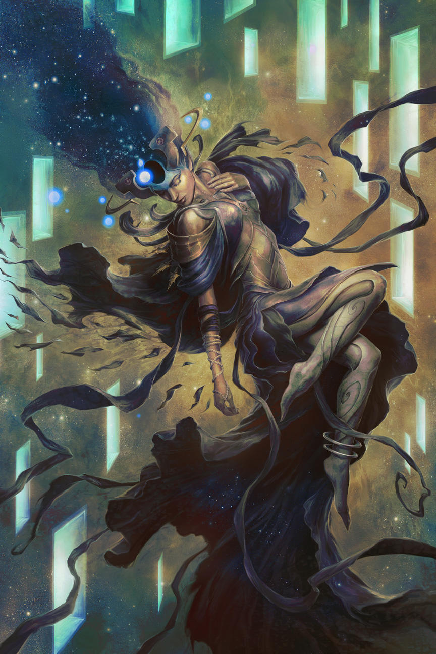 Warden of the Blue Sun by JasonEngle