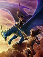 Knights of Ansalon by JasonEngle