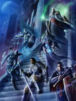 Champions of the Storm by JasonEngle