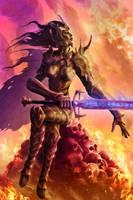 Countess of Blood by JasonEngle