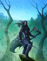 Darkwood Vigilant by JasonEngle