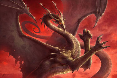 Eternal Dragon by JasonEngle