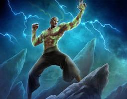Thunder God by JasonEngle