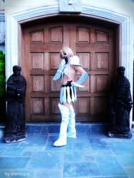 T. Halibel cosplay by clampguy