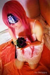 Pinky Futurist Luka by clampguy
