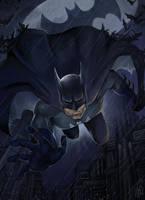 I'm Batmannn by azparren-victoria