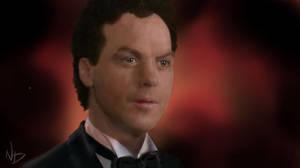 Michael Keaton - Bruce Wayne by The-Avenged-Evil