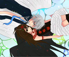 ZeroxYuki - Fallen Angels by TrishaLouisse